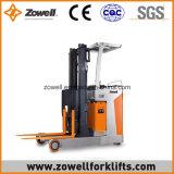 Mini elektrischer Reichweite-LKW mit 2 anhebender Höhe der Tonnen-Nutzlast-2.5m