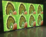 Parete dell'interno di rapporto P1.56 LED di alto contrasto video per colore TV