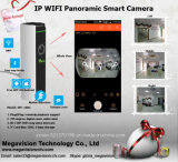 Intelligente mini drahtlose Kamera Fisheye IP-WiFi (IPC-180C)