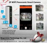 De slimme Mini Draadloze Camera van Fisheye IP WiFi (ipc-180C)