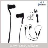 Écouteur sans fil stéréo d'écouteur d'écouteur de Bluetooth V4.1 pour l'iPhone Samsung