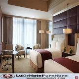 Het Chinese In het groot eerste-Weelderige Meubilair van het Hotel van de Slaapkamer van de Luxe Tweeling
