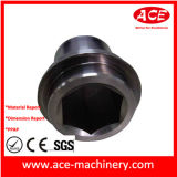 CNC Machining von Metal Pulley Part