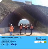 Condutture del canale sotterraneo utilizzate acciaio