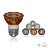 Lámpara vendedora caliente de la luz de techo del punto LED E27