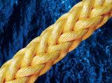 Corde mélangée de tissus faite de PP&PS