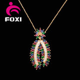 Reeksen van de Juwelen van de Oorring van de Halsband van Foxi van Wuzhou de In het groot Buitensporige