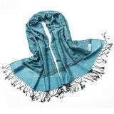 Soem kundenspezifischer Pashmina dickflüssiges Rayon-Schal