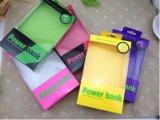 Casella su ordinazione di imballaggio di plastica di colore dell'animale domestico della radura pp della fabbrica per la cassa del telefono con il gancio