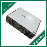 Color cheio Printing Paper Box para Clothes Paper Package Box