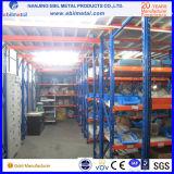 Défilement ligne par ligne métallique de mezzanine de mémoire d'entrepôt de 2 ou 3 étages avec le CERT de la CE