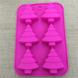 Lovely Christmas Tree Silicone Cake Mold
