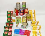 Пленка крена пластичный упаковывать Stock (DR4-RM01)