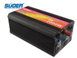 Invertitore di potere di Suoer 2000W 24V con il caricatore (HAD-2000D)