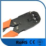 Люкс тип 3 в-Одн инструменте RJ45 Rj12 Rj 11 гофрируя