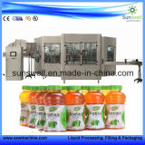 Rinser, Filler, Capper 3 in 1 Filling Machine per Energy Drinks, Flavored Milk, Vitamin Drinks