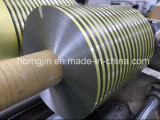 Fita de folha de alumínio laminada polida de alta qualidade para cabos