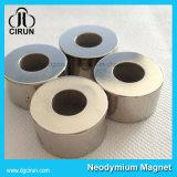 Nickel überzogene seltene Massen-Zylinder-Neodym-Magneten