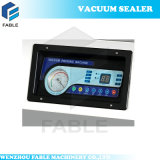 Doble Cámara automático lleno de la máquina de envasado al vacío de alimentos de carne, procesamiento de productos acuáticos Dz-500 (DZ-800 / 2SB)