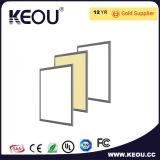Nuevo Ce diseñado RoHS del precio de la luz del panel de 40W 48W LED 600X600