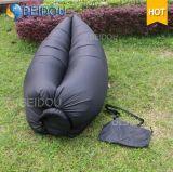 Laybagの豆袋の膨脹可能な空気ソファーベッドの膨脹可能なバナナの寝袋のたまり場のハンモック