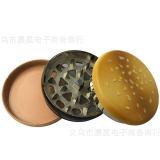 Amoladora creativa del humo del metal del modelo de la hamburguesa de la personalidad de la manera caliente