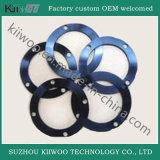 Guarnizione qualificata di sigillamento tagliata fornitore dell'adesivo di gomma del silicone