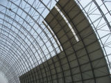 Het geprefabriceerde Frame van het Staal van het Staal de Bouw Gegalvaniseerde voor Verkoop