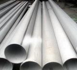Tubulação de aço inoxidável 304L 316L 309S 2507 1.4529 EN de 253MA 654SMO ASTM