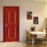 Die neuer roter Bann-hölzerne Stahltür mit konkurrenzfähigem Preis (SX-3-2003)