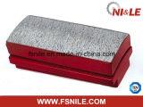 T1 금속 설계된 석영을%s 보세품 거친 가는 다이아몬드 공구