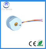15度25mm Permanent Magnet Stepper Linear Motor