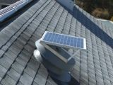 米国Marketの熱いSale Solar Attic Fan