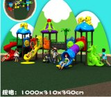 Voer Dia op die Plastic Speelgoed voor Kinderen &Swing