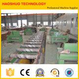 두꺼운 Plate Steel Straightening 및 Length Line에 Cut