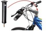 Versteckter Entwurf der meiste leistungsfähige GPS-Fahrrad-Verfolger mit induktivem Schlüssel