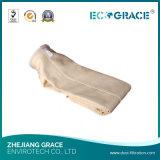Eliminación de acrílico del humo del bolsillo del filtro del polvo con resistencia fuerte de la hidrólisis