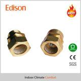 Tubulação ondulada do aço inoxidável da bobina do ventilador (LC-11004)