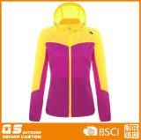Sport-Form-Regen-Umhüllung der Frauen bunte