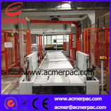 フルオートの回転式アームパレット伸張の包む機械