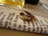 여자 사랑스러운 8X Retro 소원을%s 반지는 최신 한 쌍 반지를 써 넣는다