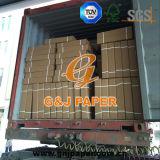Excellent papier transparent enduit de la qualité 60GSM en emballage de carton