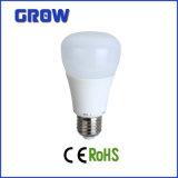 10W Plástico + Al 2835SMD alto lumen Bombilla LED con CE Approvel