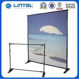 8FT Aluminum Portable Retractable Telescopic Display Stand (LT-21)