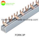 Тип шинопровод 125A Pin высокого качества 4p электрический медный