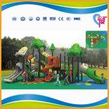 森林主題の新しい屋外の運動場は子供(A-15001)のためにセットした