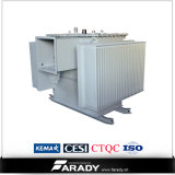 Voer Power Distribution 10kv 200kVA Mine Transformer op
