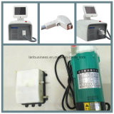 Laser portatile del diodo per rimozione dei capelli e ringiovanimento della pelle
