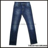 Джинсыы джинсовой ткани людей фабрики одежды хорошего качества (N16635)