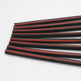 ZweidrahtBraided Hydraulic Hose High Pressure in Black